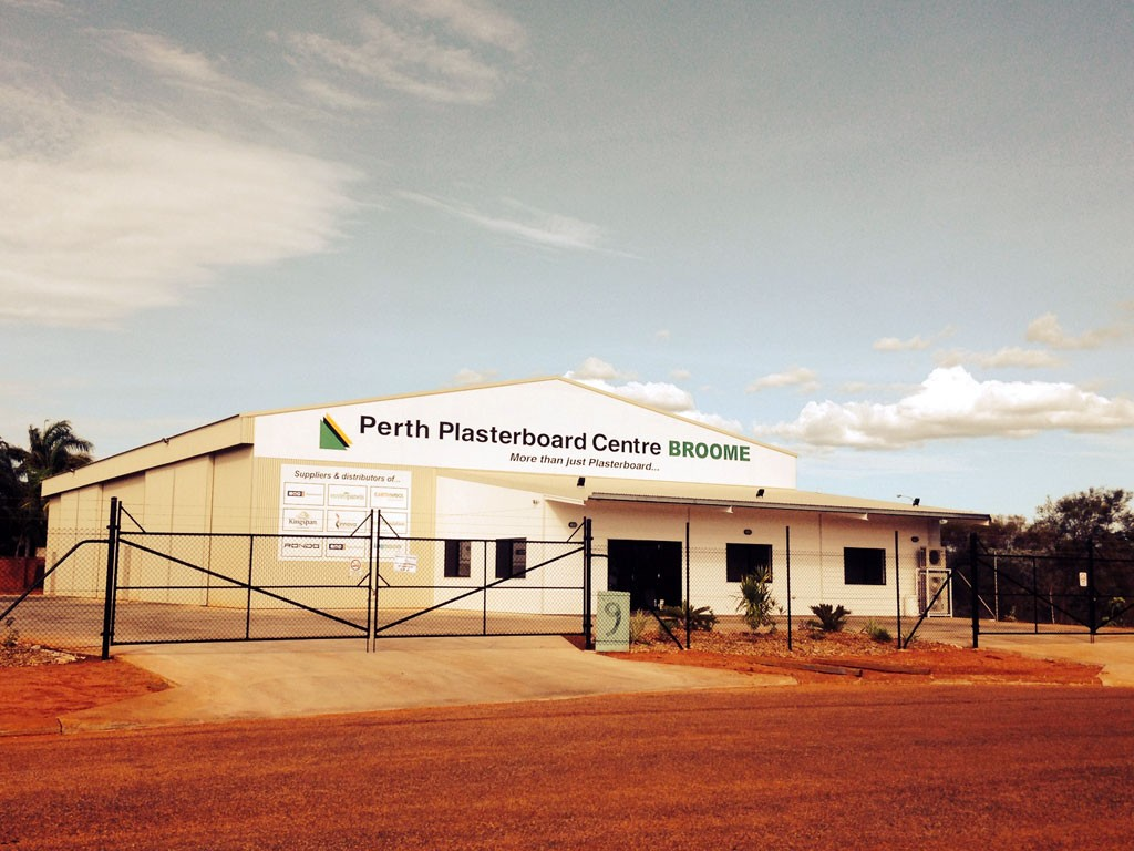 Perth Plasterboard Centre Broome