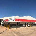 Bridgestone Port Hedland Shed Exterior