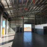 Bridgestone Port Hedland Shed Interior Work Bays