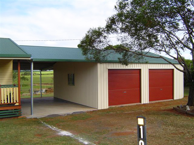 residential sheds amp garages wa amp nt   aussie sheds