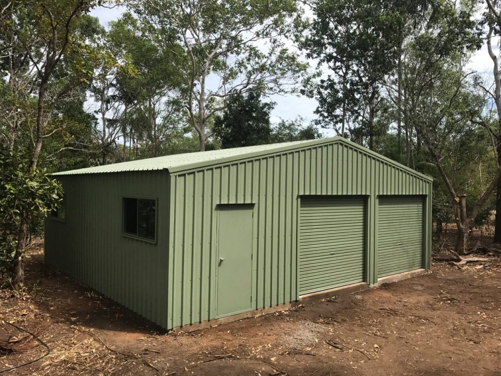 Residential Shed Darwin