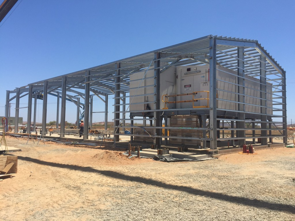 Industrial Sheds Commercial Sheds Aussie Sheds Wa Nt Qld