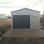 Residential Shed, Johnson NT