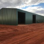 Kin Mining Shed, Leonora