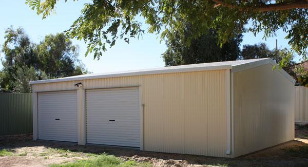 Garage Shed - Geraldton