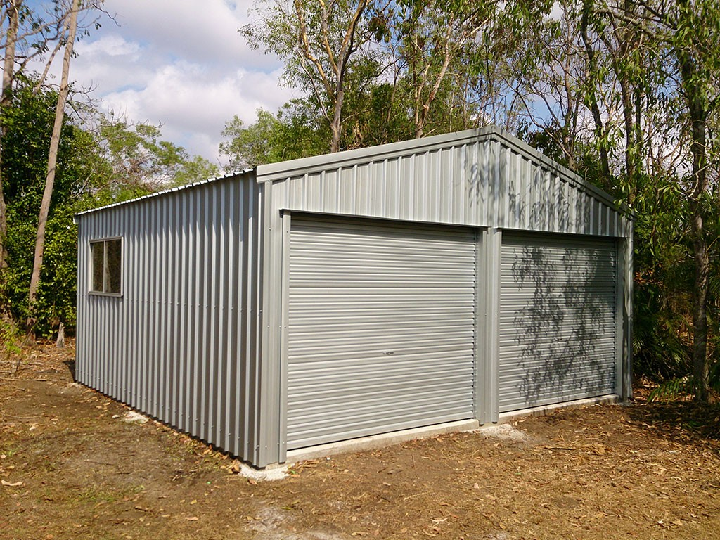 Residential Shed NT