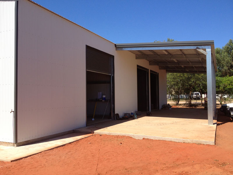 Broome Shed Sales & Construction - Aussie Sheds WA