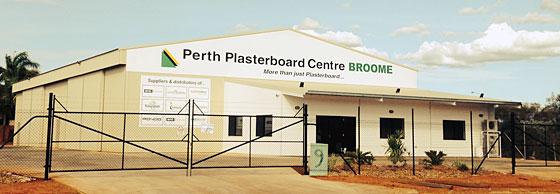 Perth Plasterboard Centre Shed Broome