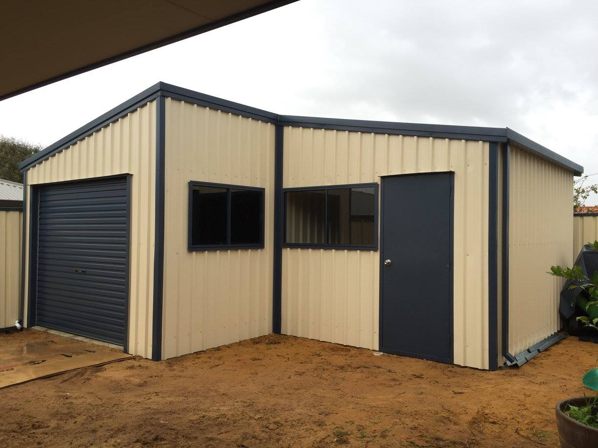 residential sheds u0026 garages wa qld nt aussie sheds
