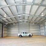 Geraldton Commercial Shed Interior