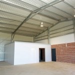 Geraldton Commercial Shed Office Access