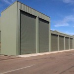 Geraldton Port Industrial Shed