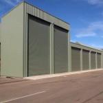 Geraldton Port Industrial Shed