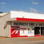 Commercial Shed - Shop Frontage