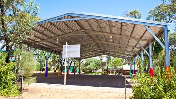 School sports shed - Geraldton
