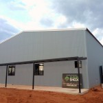 Broome Industrial Shed